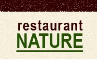 restaurant NATURE